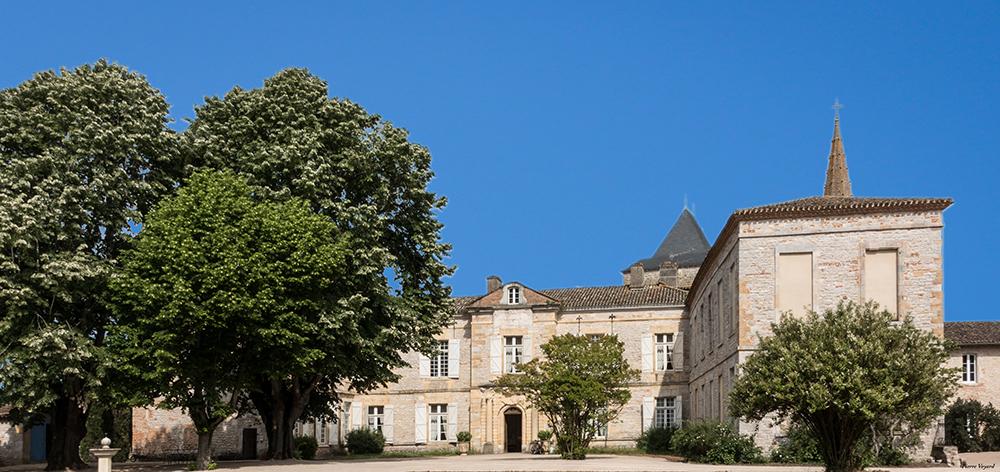 Montricoux - Photographie du Château de Montricoux - Donjon Templier